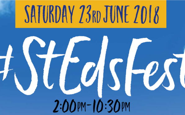 #StEdsFest