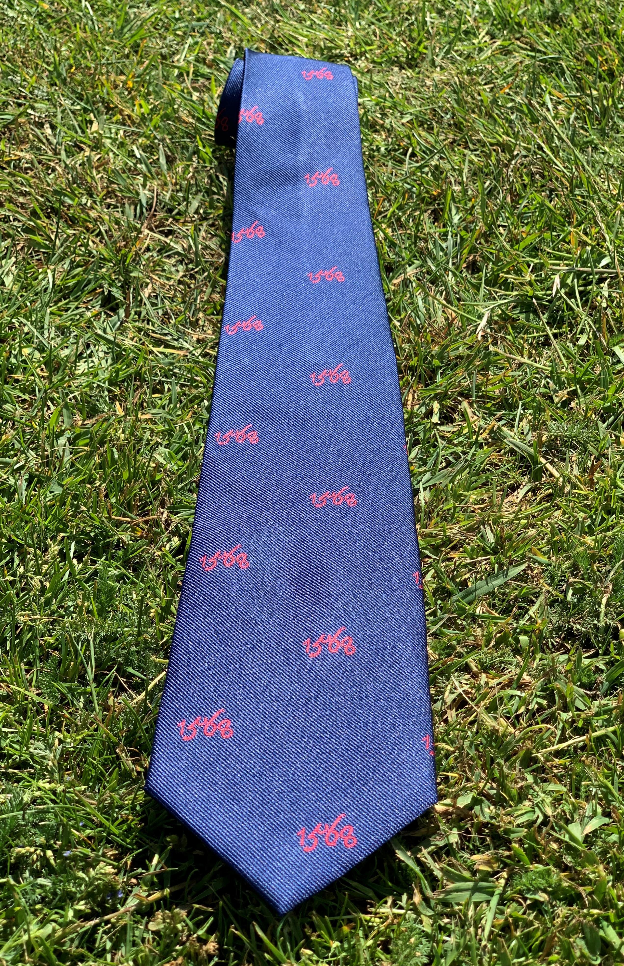 450th Anniversary tie