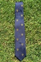 Edmundian Association Blue SIlk Tie